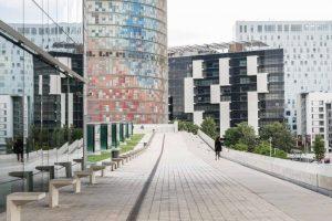 Architecture à Barcelone : la torre Agbar