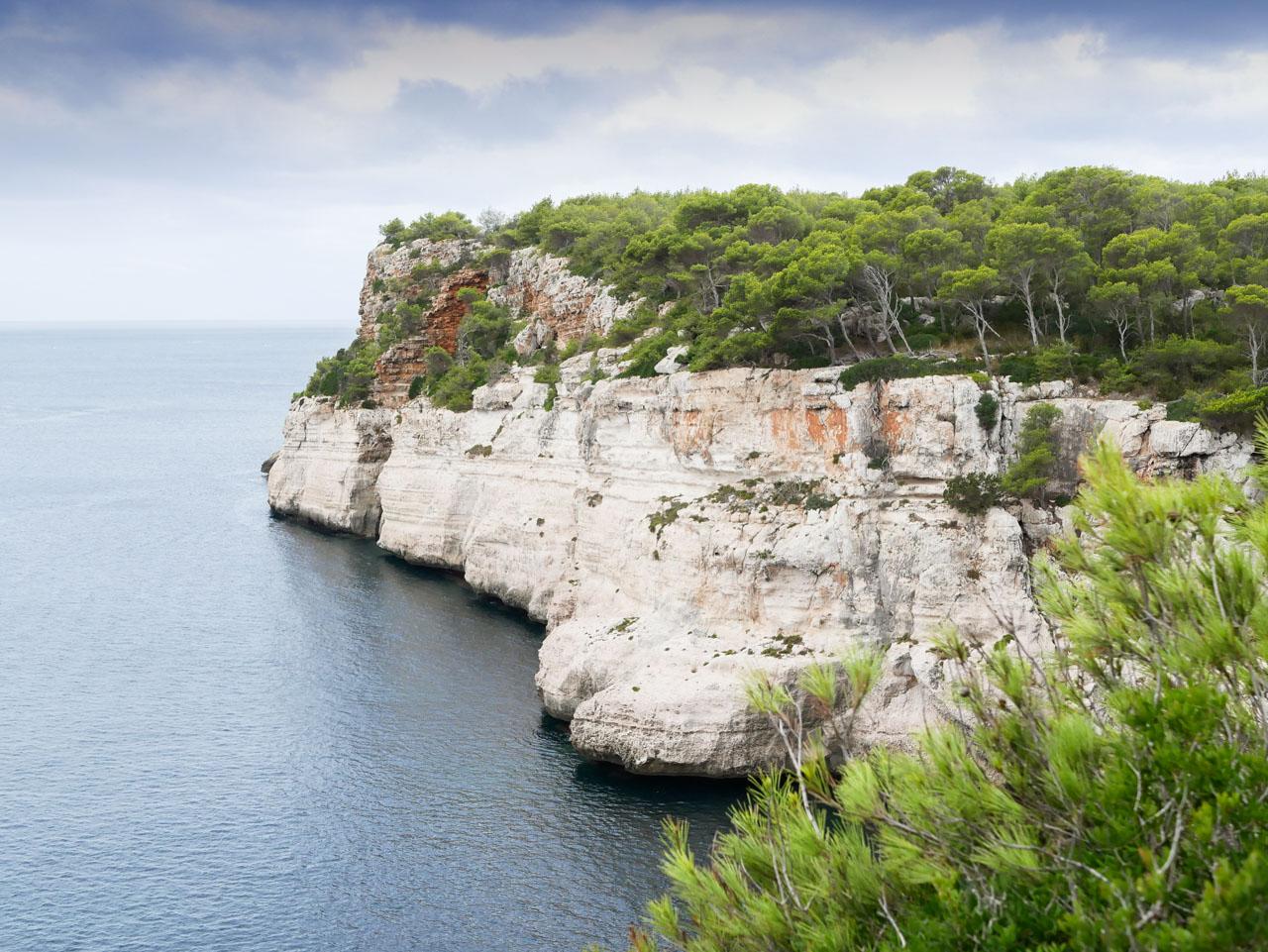 Randonnée le long du Cami de Cavalls à Minorque
