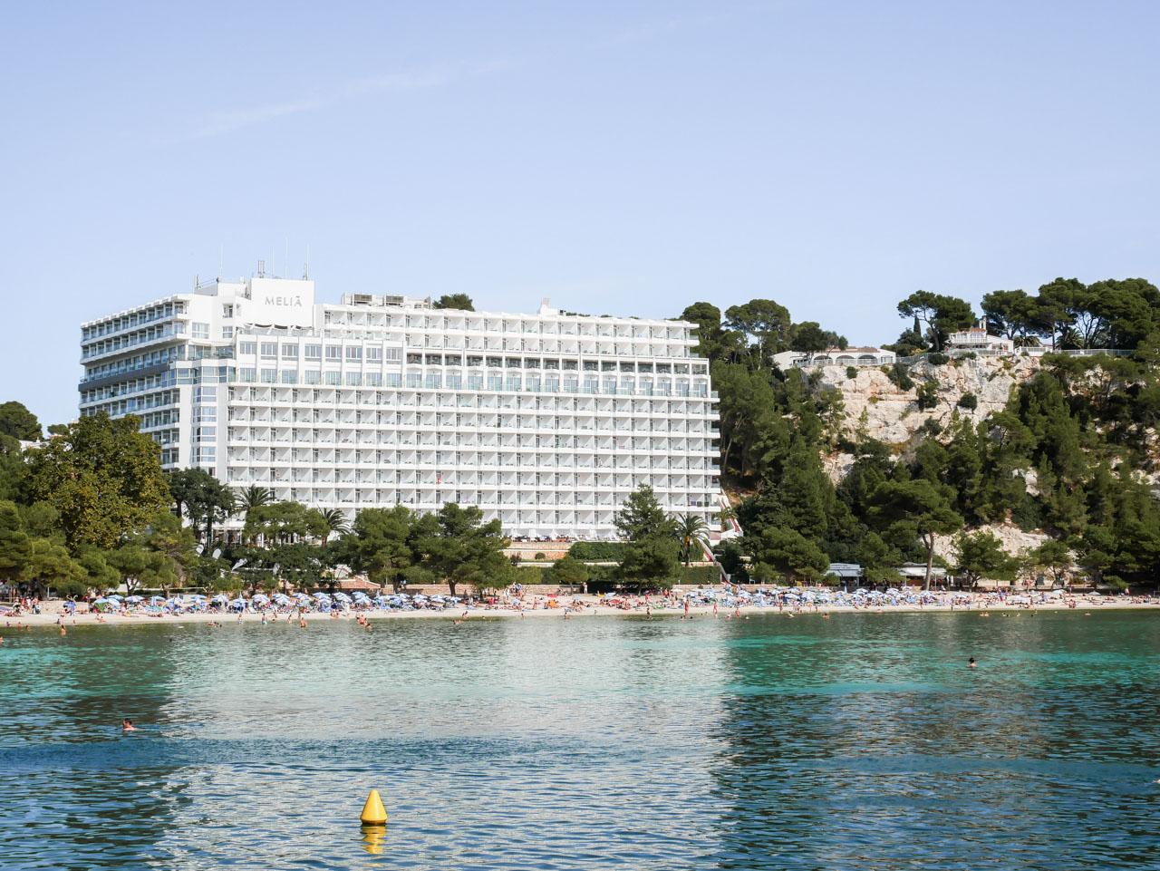 Cala Galdana : la pire plage de mon voyage à Minorque