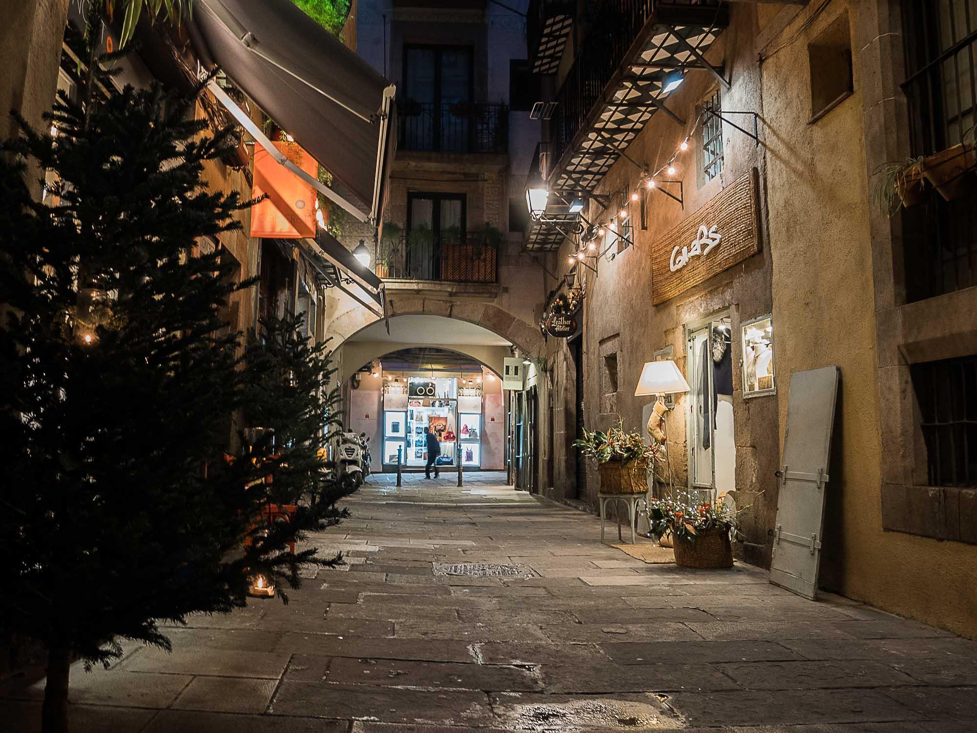 Se perdre dans les ruelles du vieux Barcelone