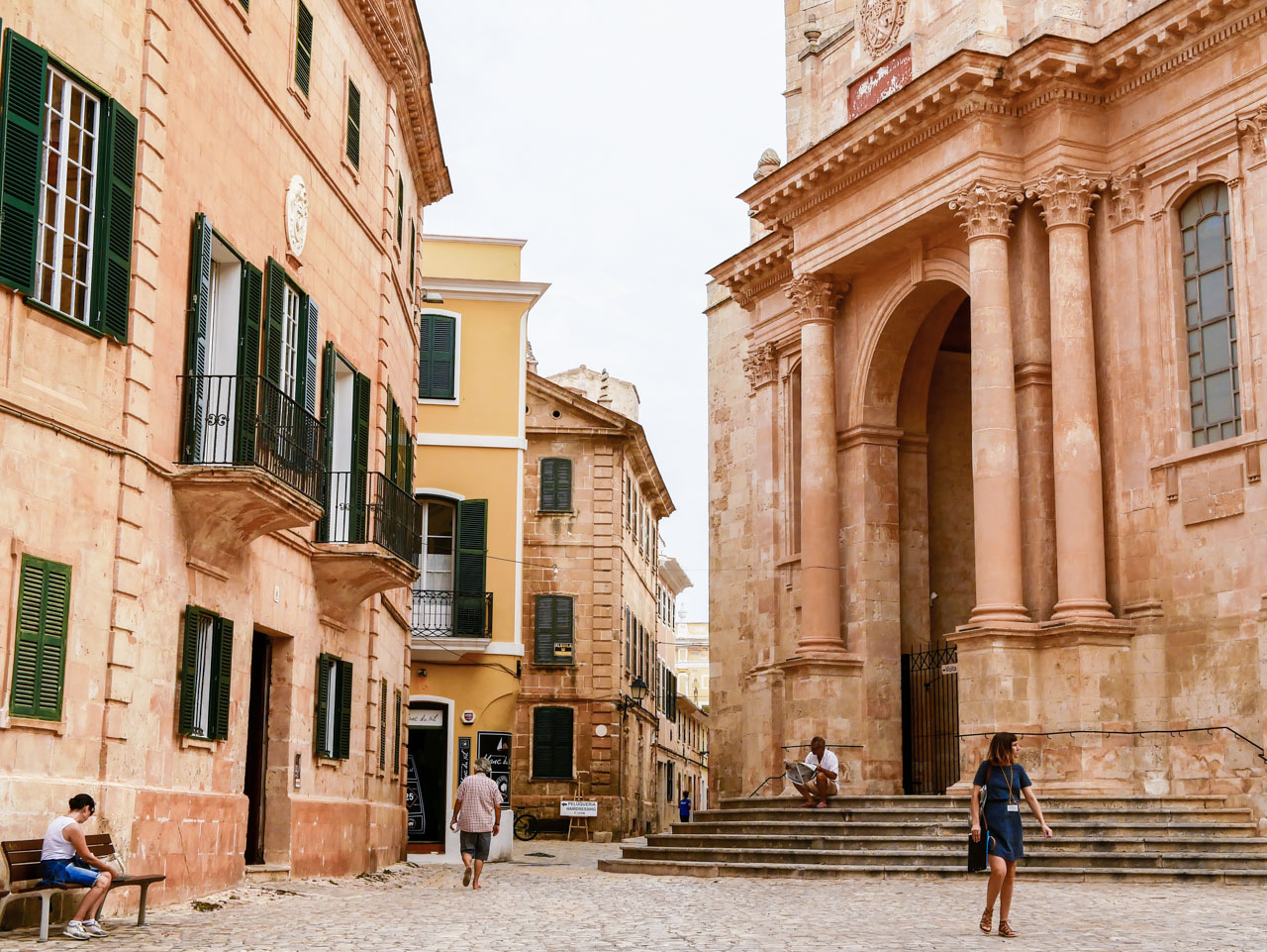 Ciutadella : incontournable d'un séjour à Minorque