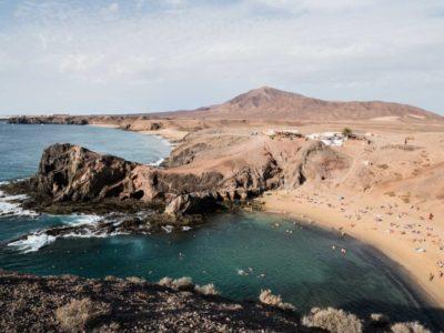 Papagayo : l'une des plus belles plages de Lanzarote
