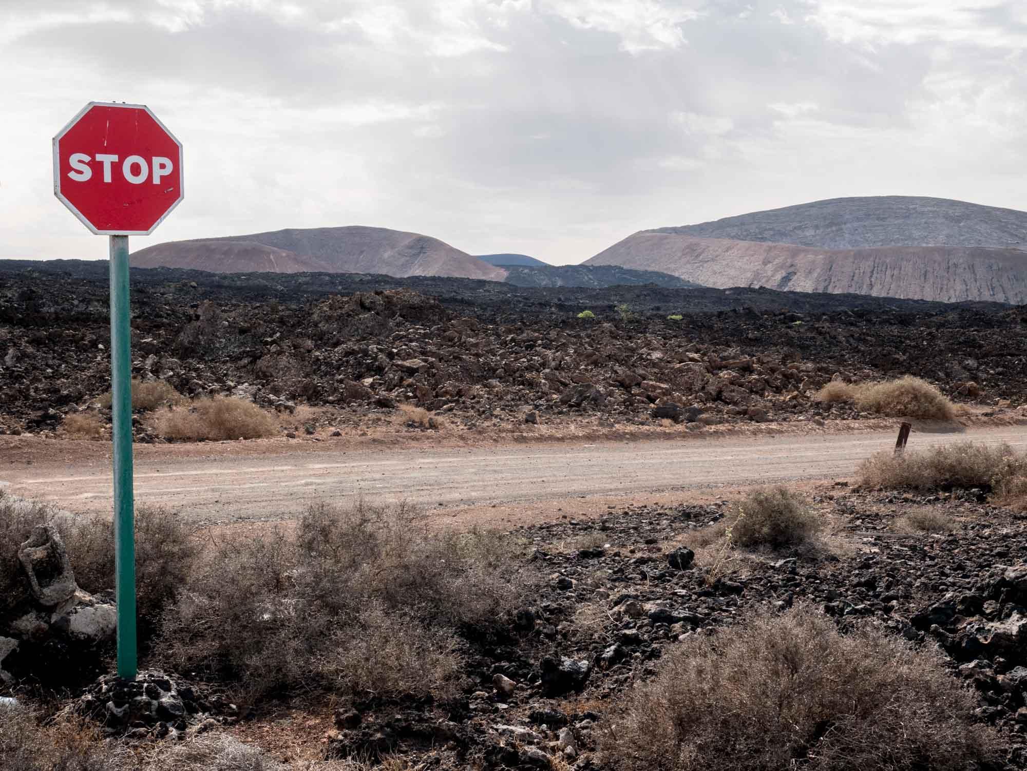Conseils pour un road trip à Lanzarote