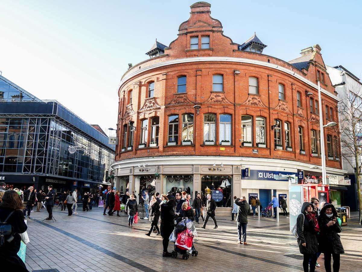 Visiter Belfast en Irlande