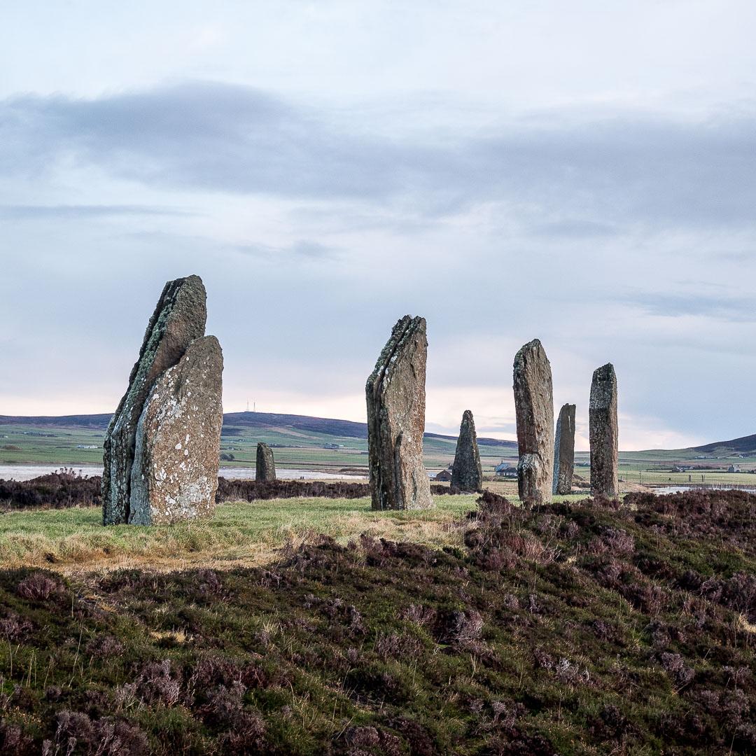 Que faire aux Orcades : visite du Ring of Brodgar