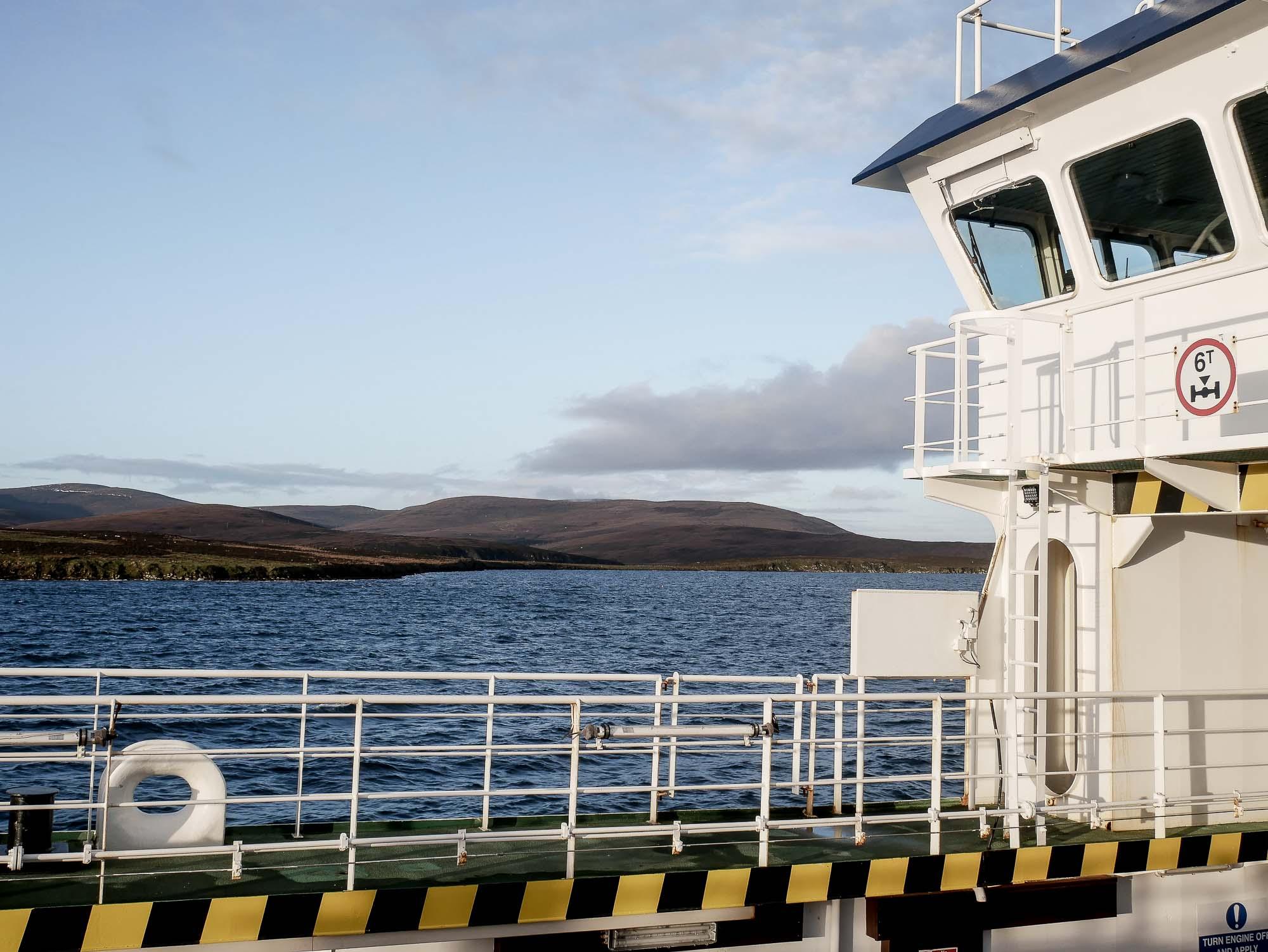 Découvrir Orkney en bateau