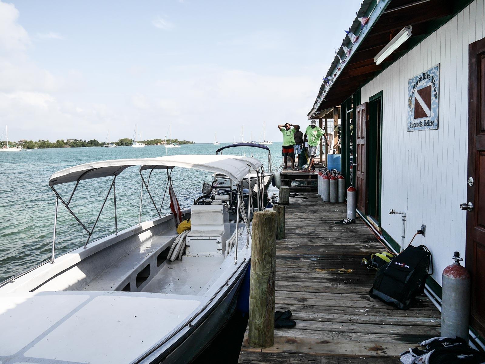 Où faire de la plongée au Belize ?