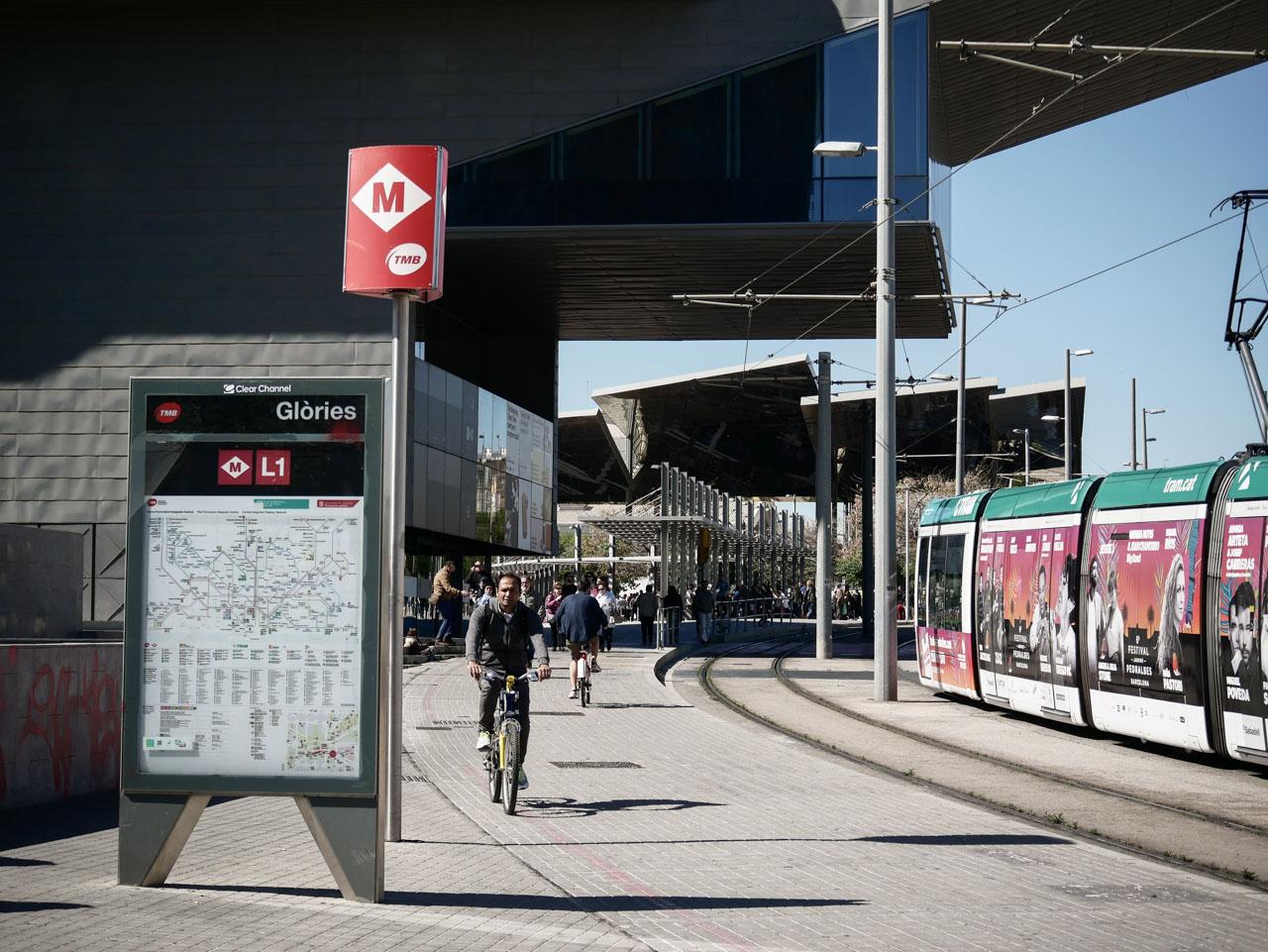 Mon guide des transports à Barcelone