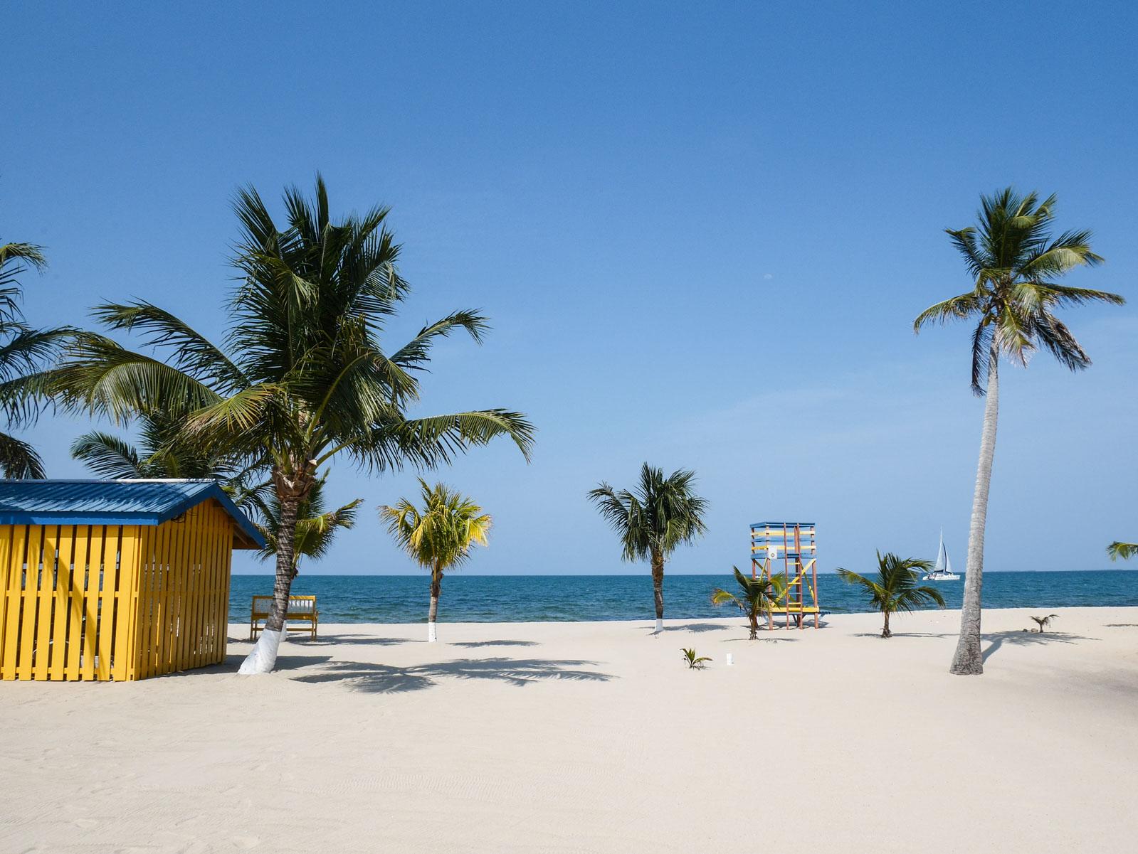 Découvrez les plus belles plages du Belize à Placencia