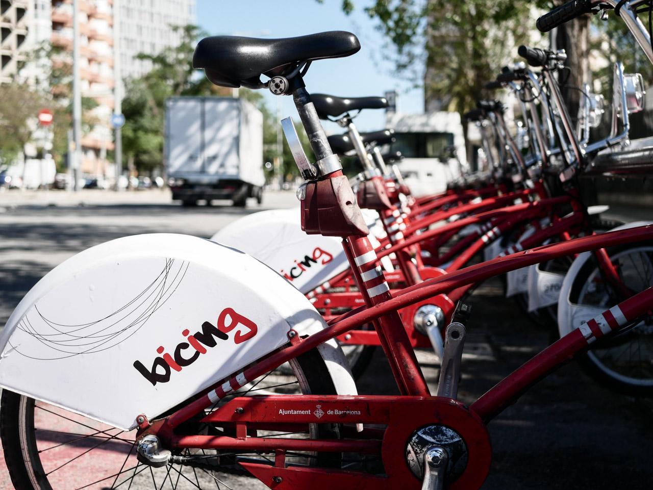 Le vélo : le meilleur moyen de visiter Barcelone
