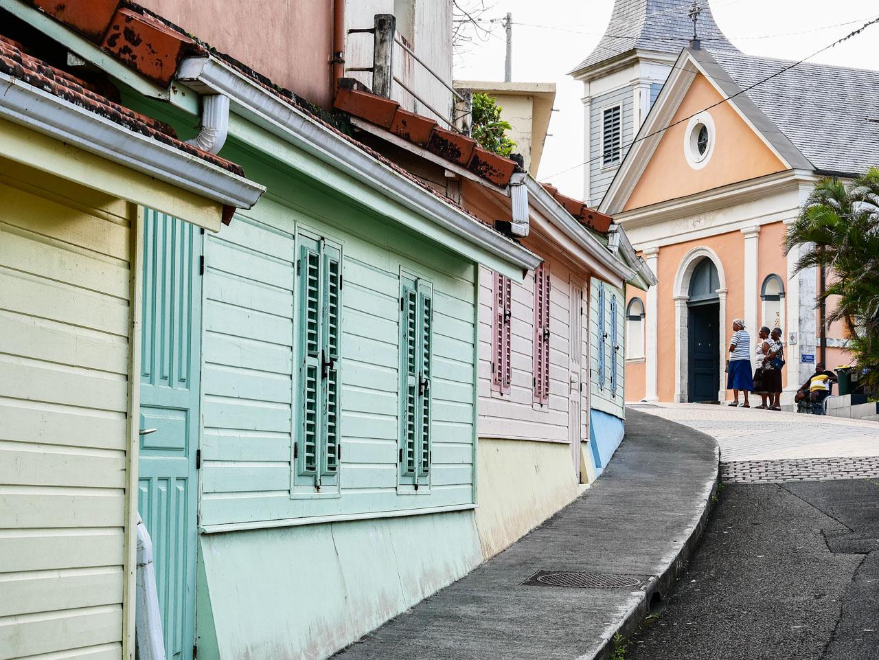 10 coups de cœur dans les Antilles : Saint Pierre de la Martinique