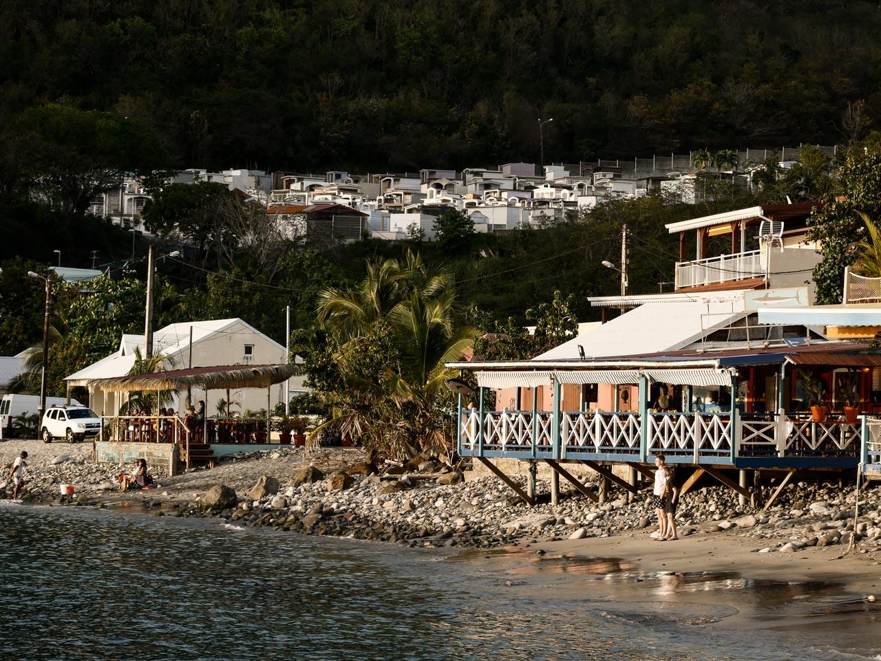Les couchers de soleil dans les Antilles
