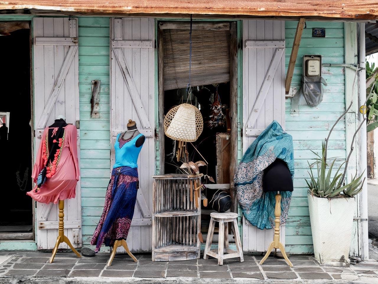 Voyage à travers les villages de Guadeloupe