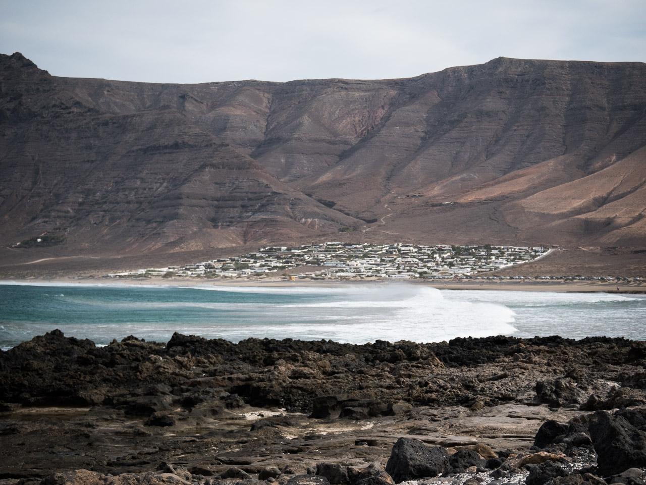 Visiter Famara en voyage à Lanzarote