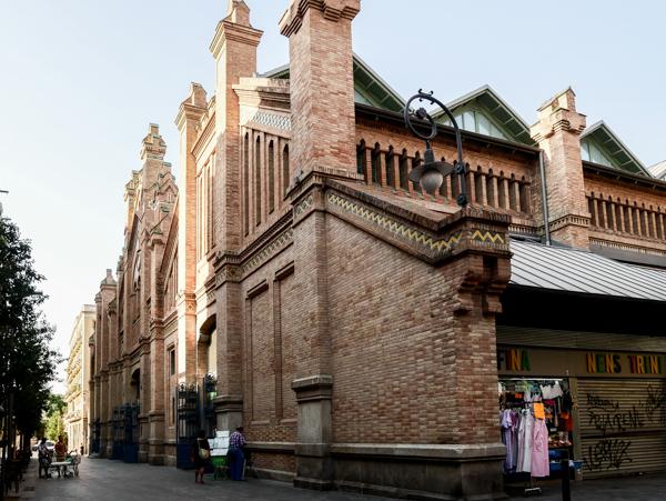 Itinéraire à Barcelone : de Sants à Montjuic