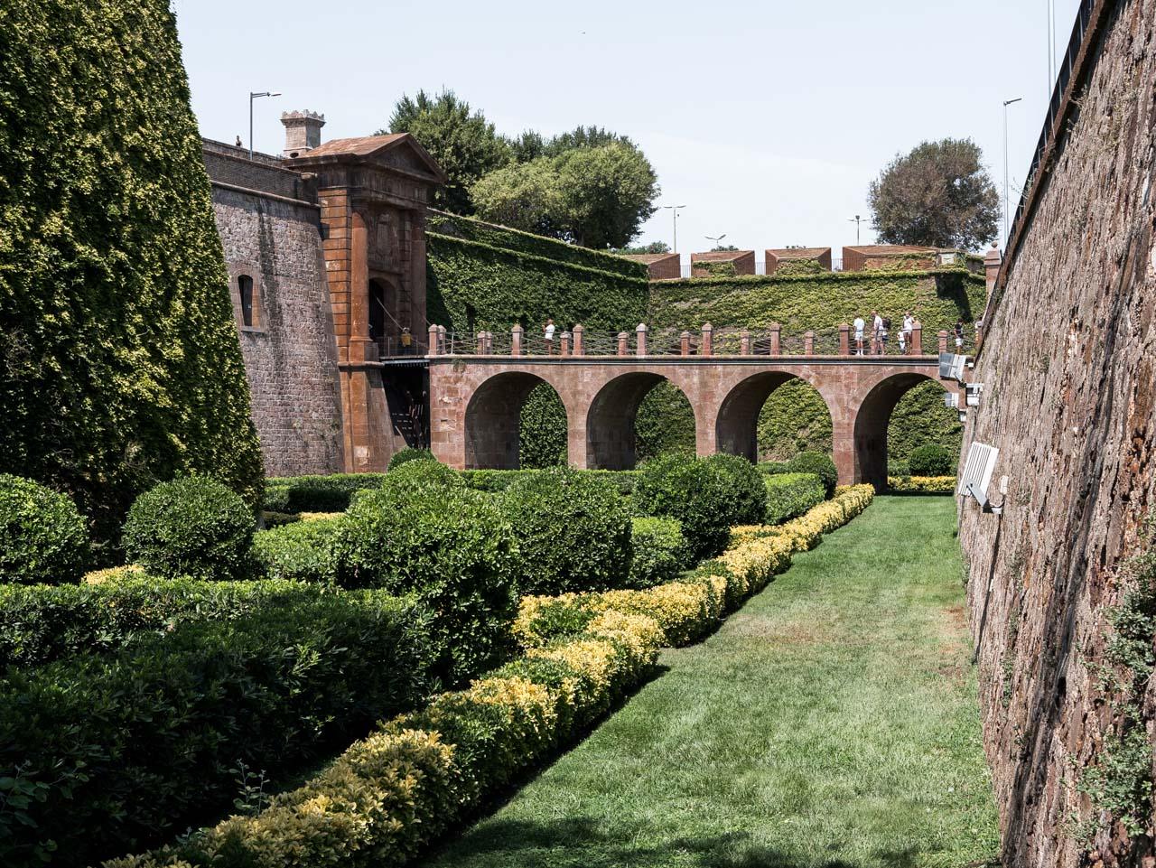Découvrez le château de Montjuic à Barcelone