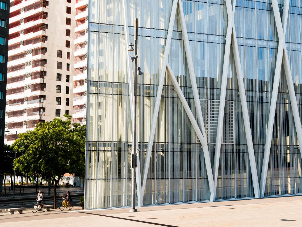 Découvrir l'architecture à Barcelone