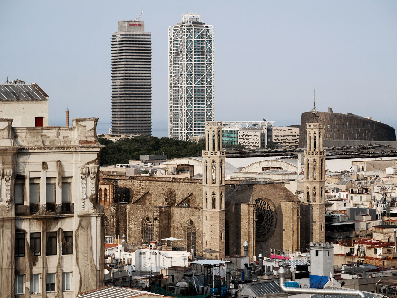 Saint Just i Pastor : un monument à voir à Barcelone