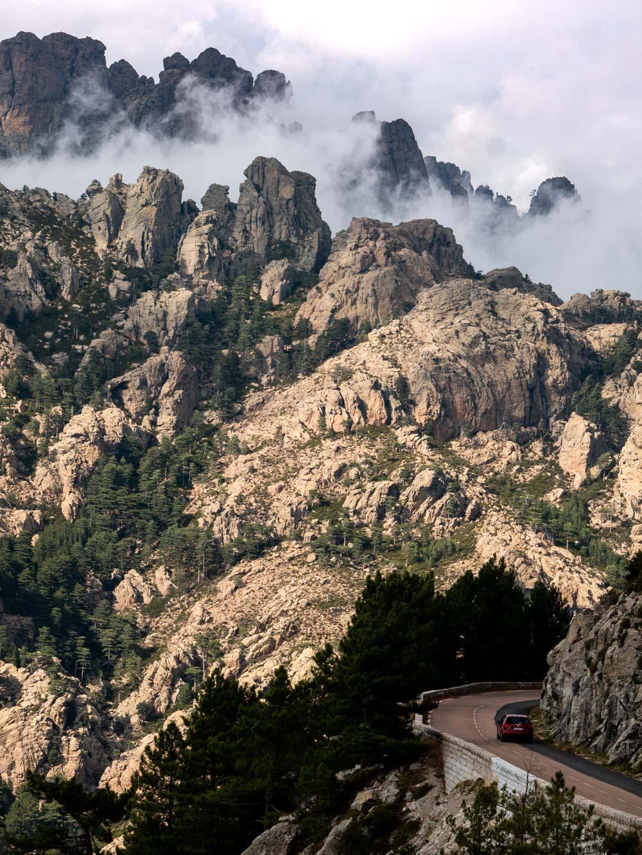 Corse : découvrir les aiguilles de Bavella en automne