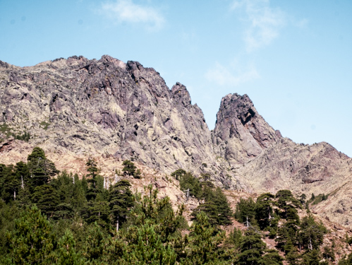 Découvrir le Monte Cinto en automne