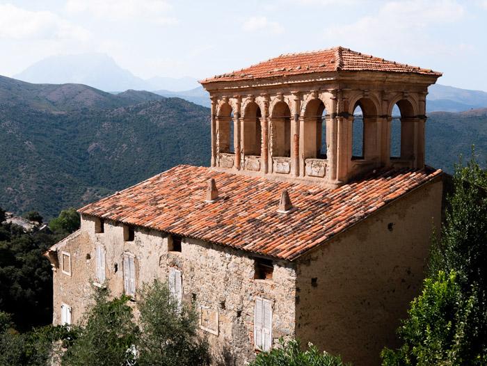 Visiter la Corse en automne