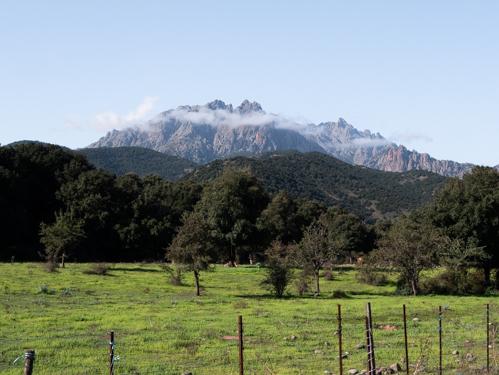 Road trip dans les montagne de Corse