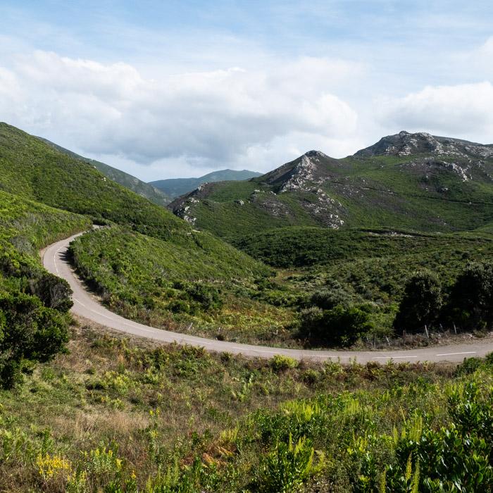 Conseils pour un road trip en Corse en automne