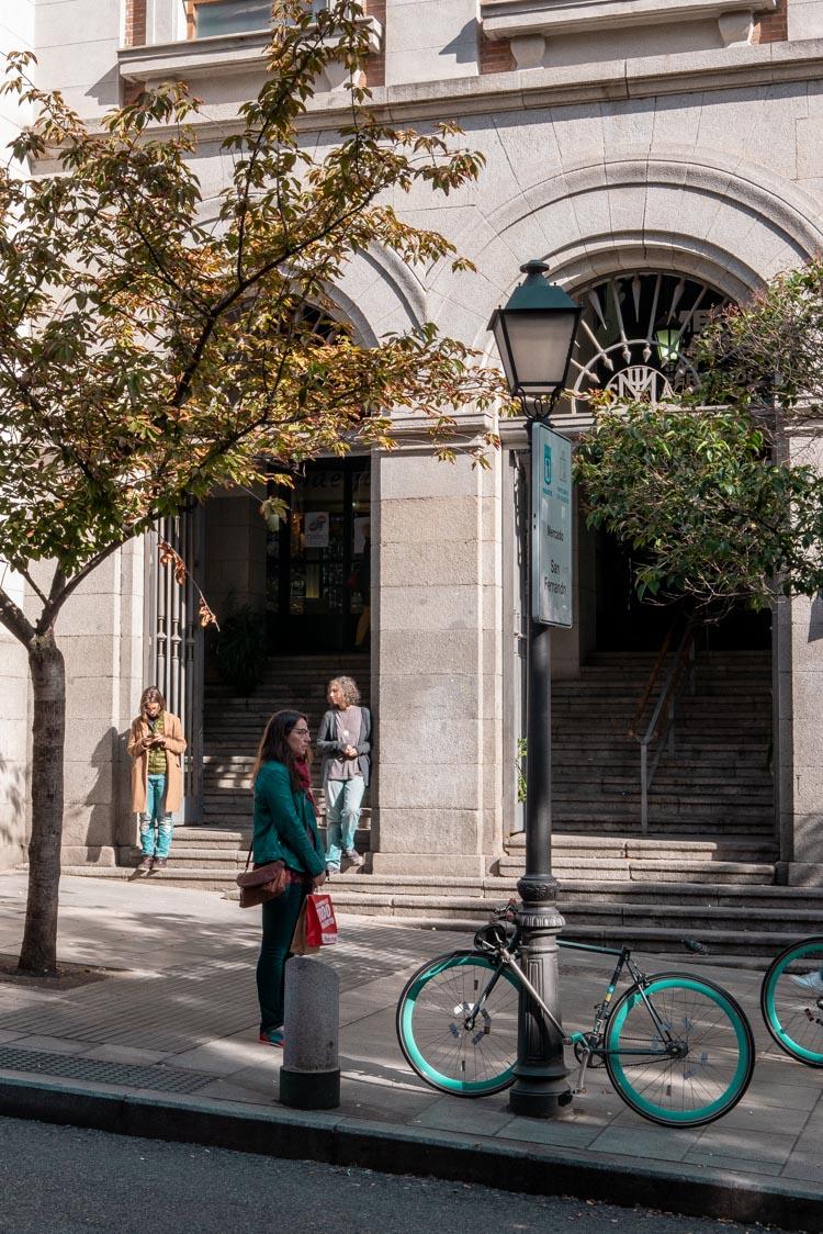 Flâner et se perdre dans les rues de la capitale espagnole