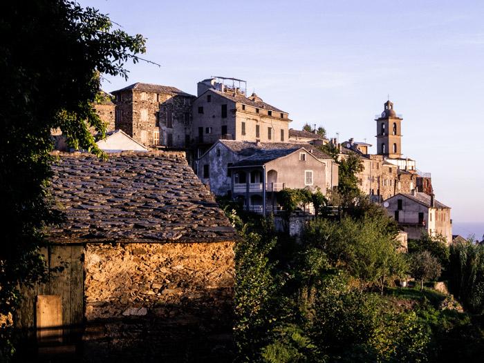 Voyage en Haute Corse au mois de septembre