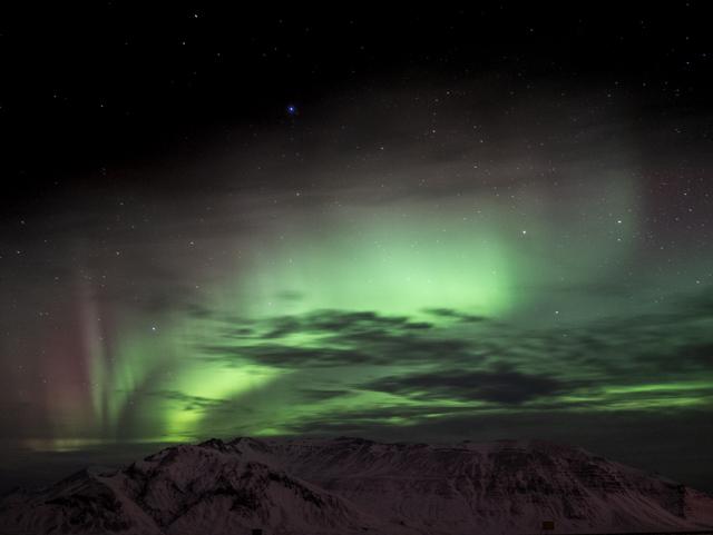 Comment voir des aurores boréales en Islande ?