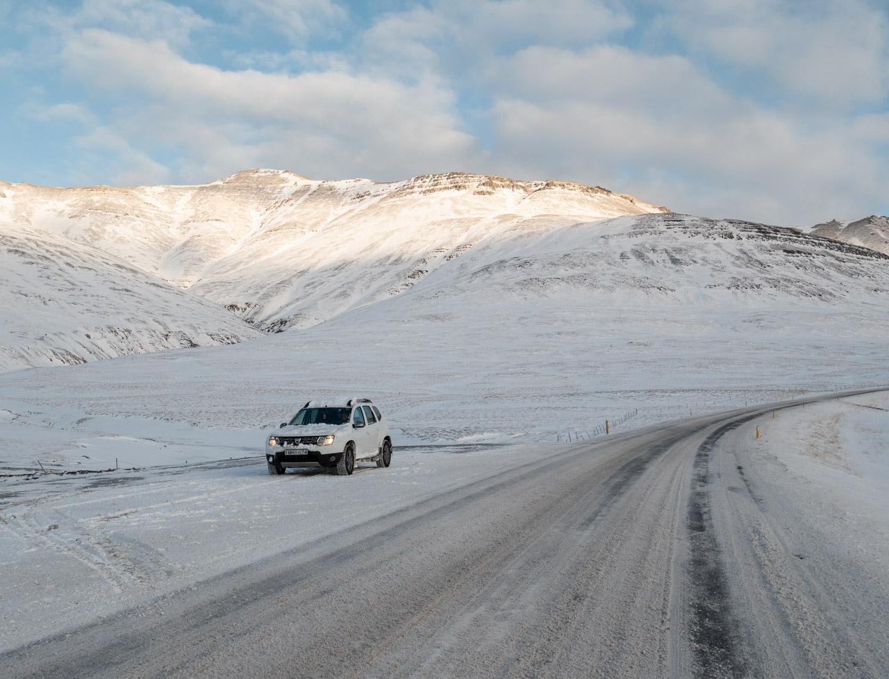 Comment louer une voiture en Islande ?