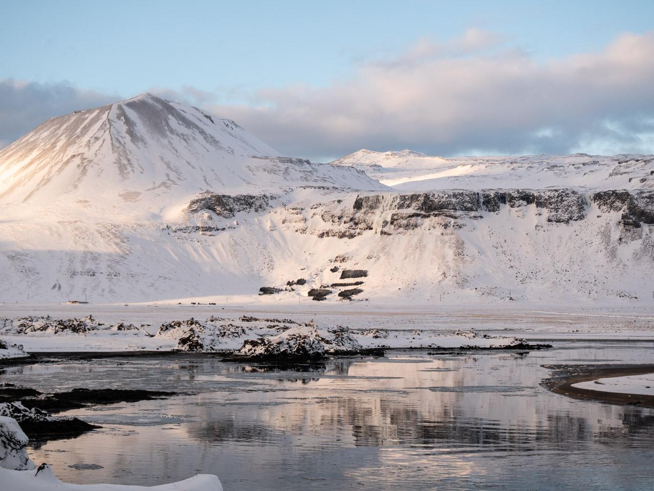 Découvrir la péninsule de Snaefellsnes en Islande