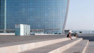 Blog de voyage Barcelone : balade sur le passeig maritim