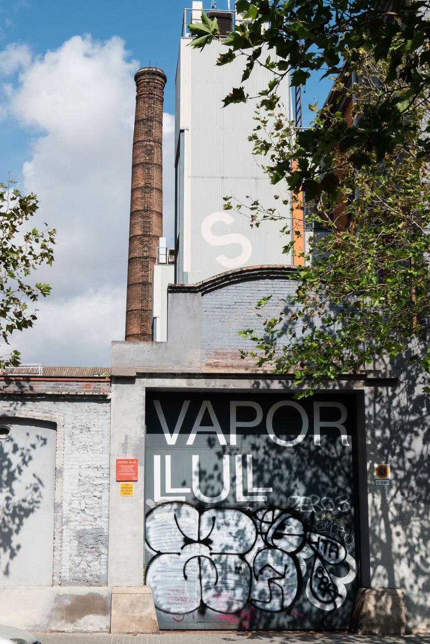 Patrimoine industriel de Barcelone