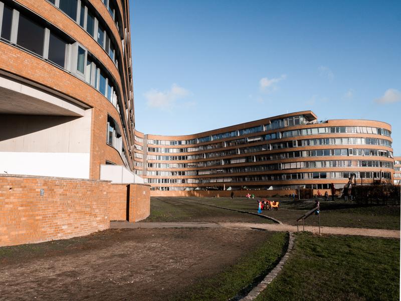 Découvrir les grands ensembles d'habitation à Berlin