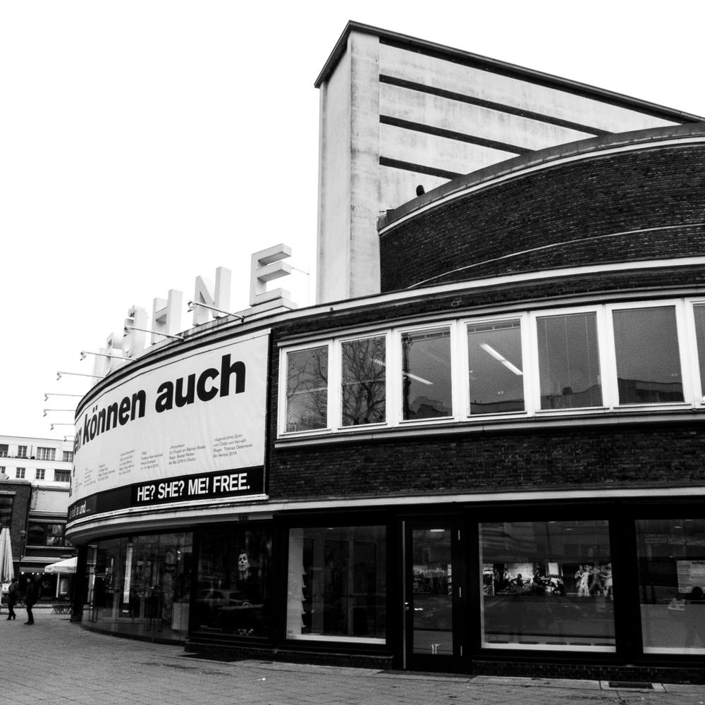 Chef d'oeuvre d'architecture berlinoise au 20ème siècle