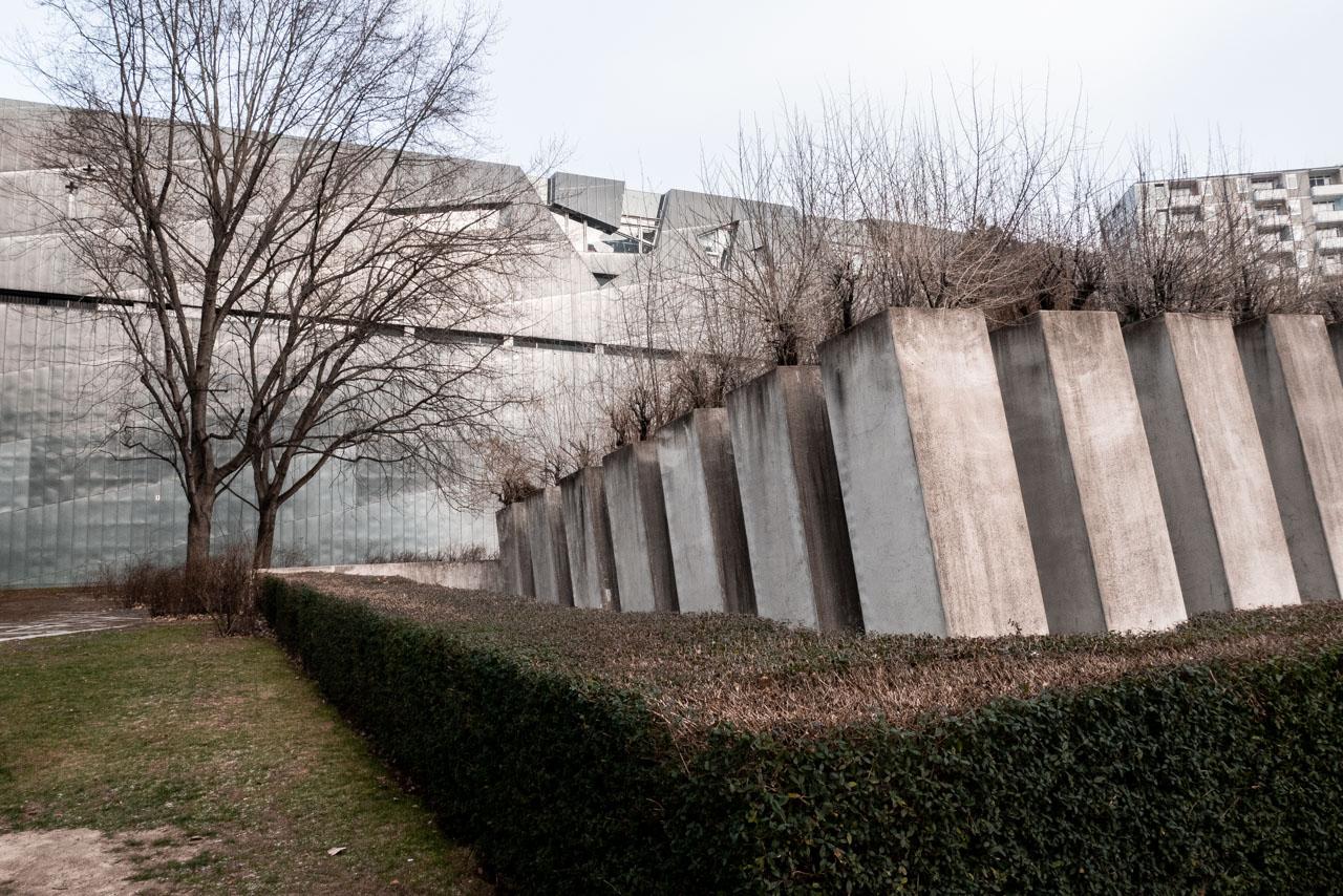 Daniel Libeskind à Berlin