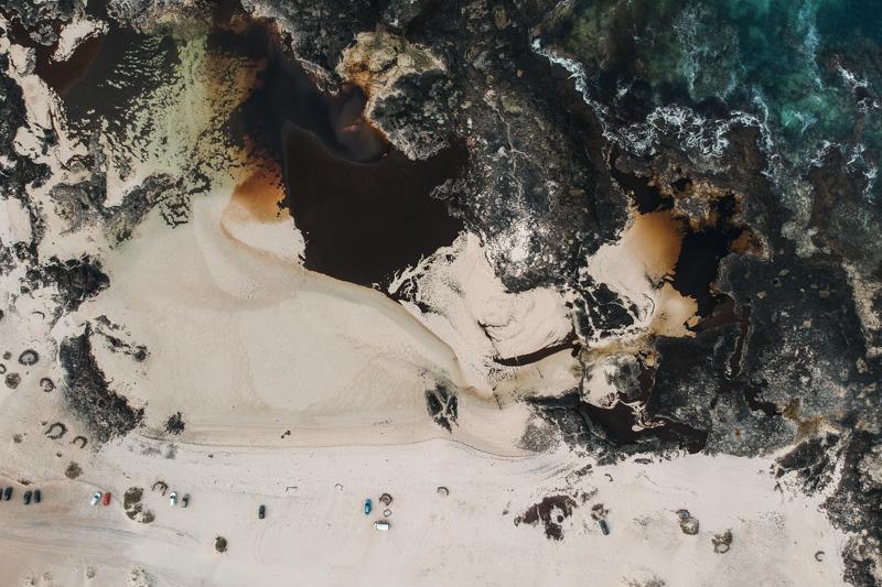 Découvrir le littoral de Fuerteventura