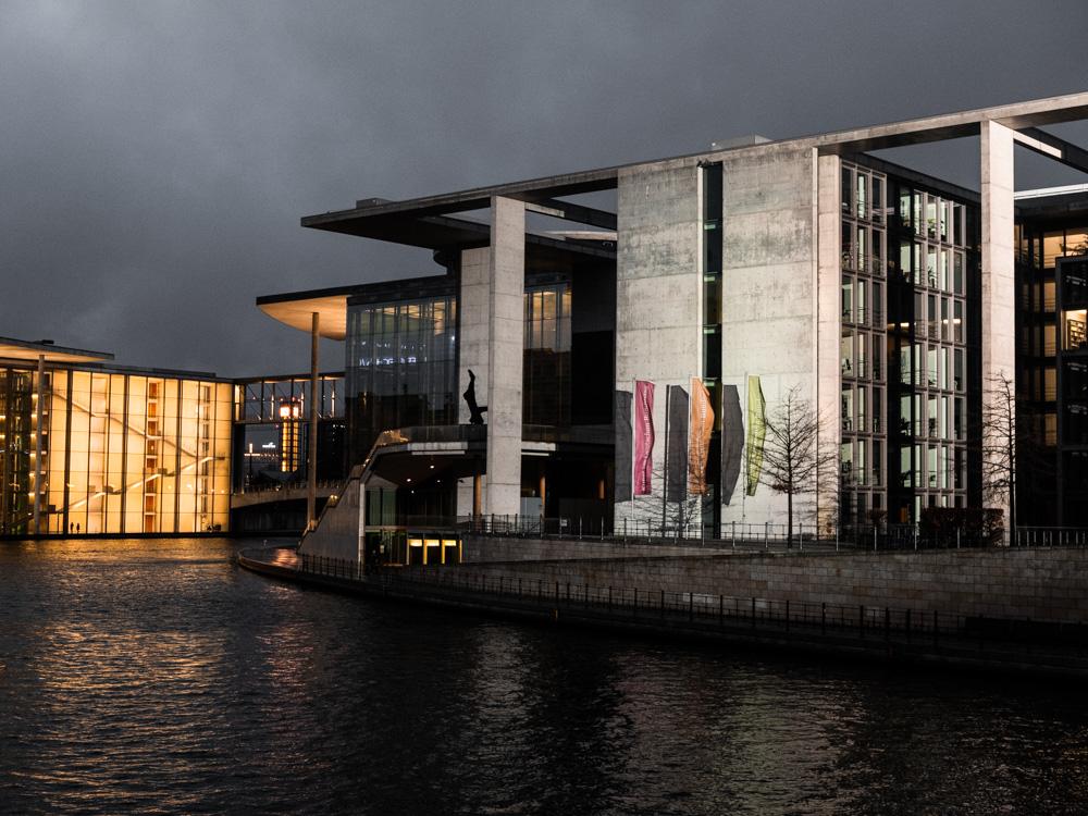 Architecture du 20e siècle à Berlin