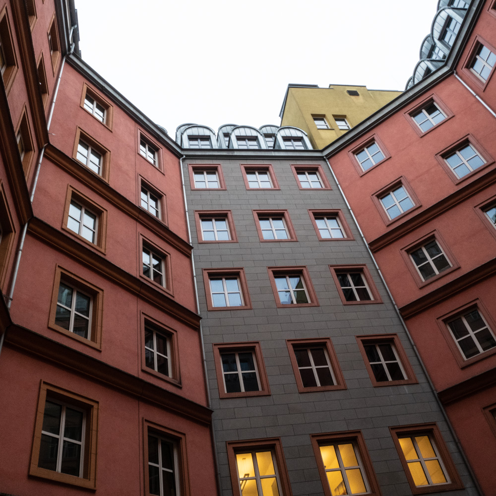 Architecture italienne à Berlin