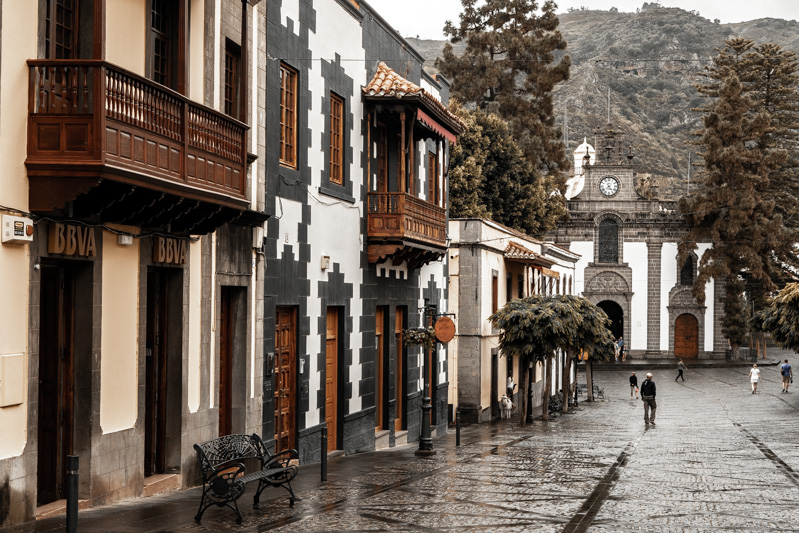 Découvrir les villages des îles Canaries