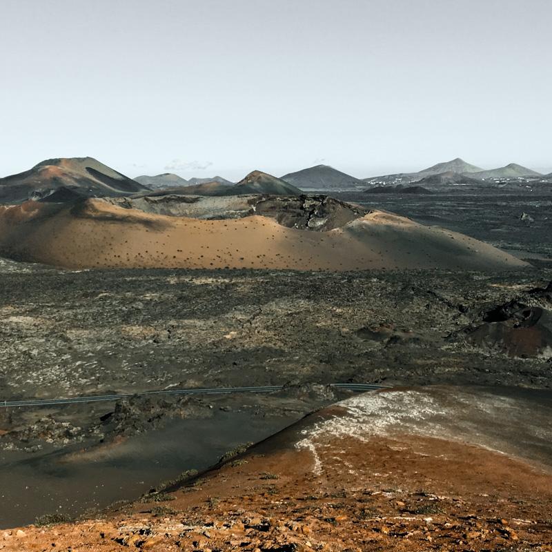 Découvrir les volcans des îles Canaries