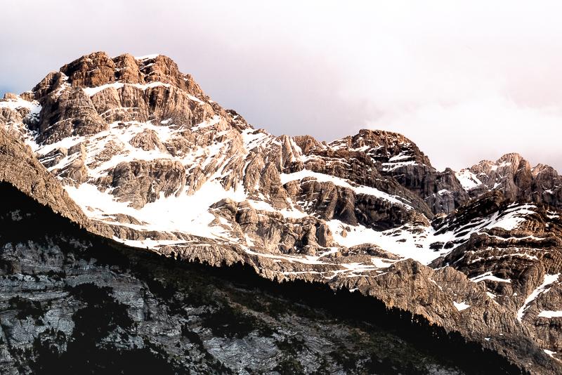 Fin de voyage dans les Pyrénées