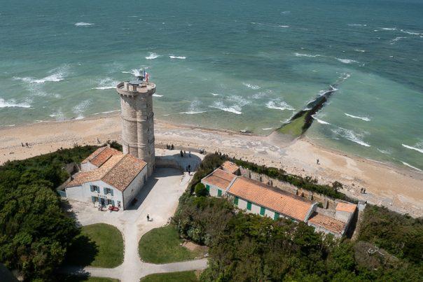 Escale sur l'Atlantique : le phare de l'île de Ré