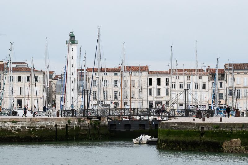 Road trip en France : la Rochelle