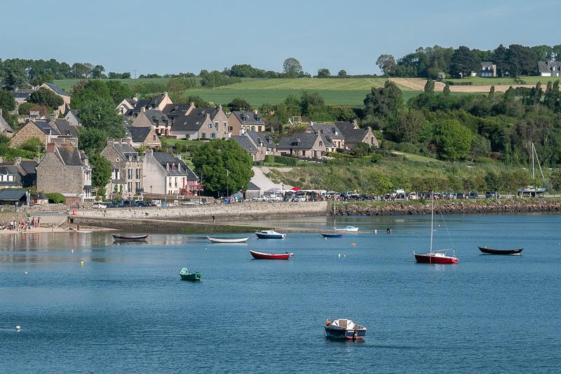 Visiter le village de Saint Suliac en Bretagne