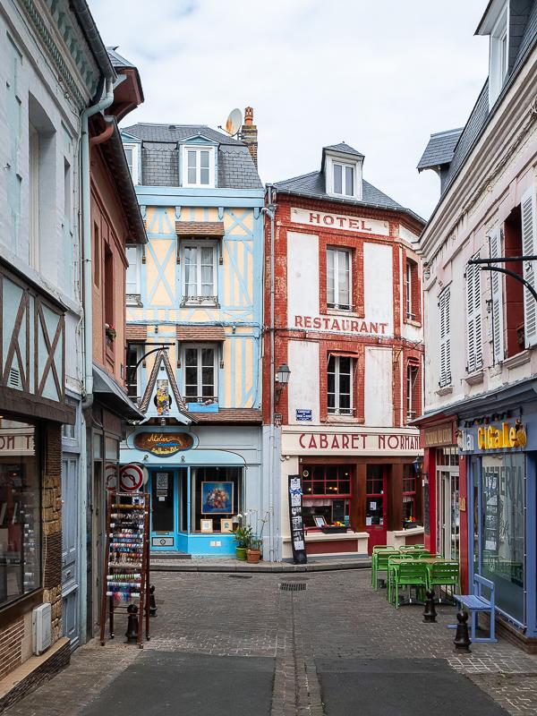 Villerville : cité de caractère en Normandie