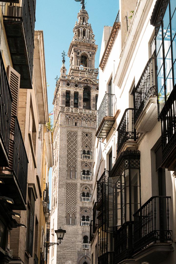 La Giralda Séville