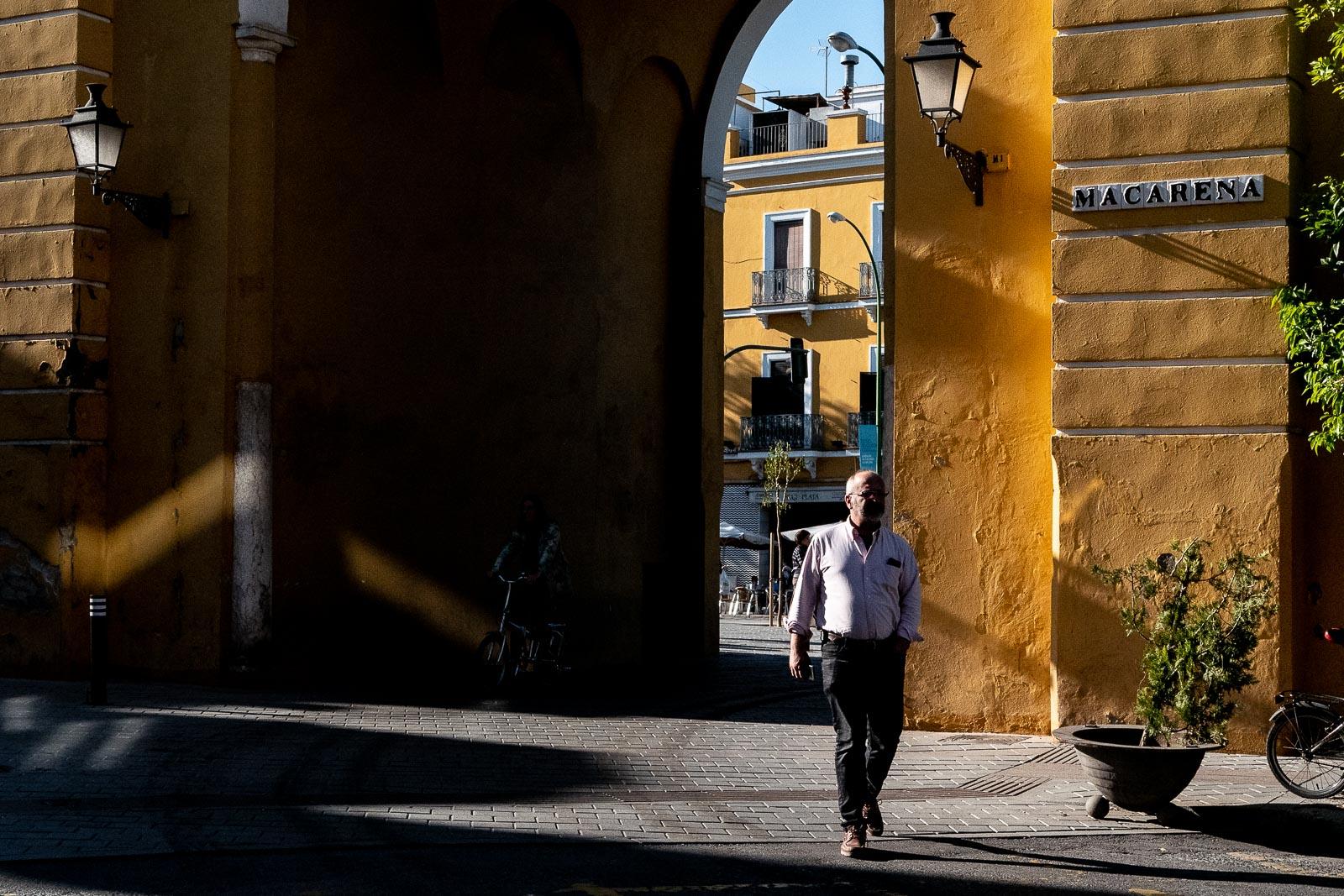Le quartier de la Macarena à Séville