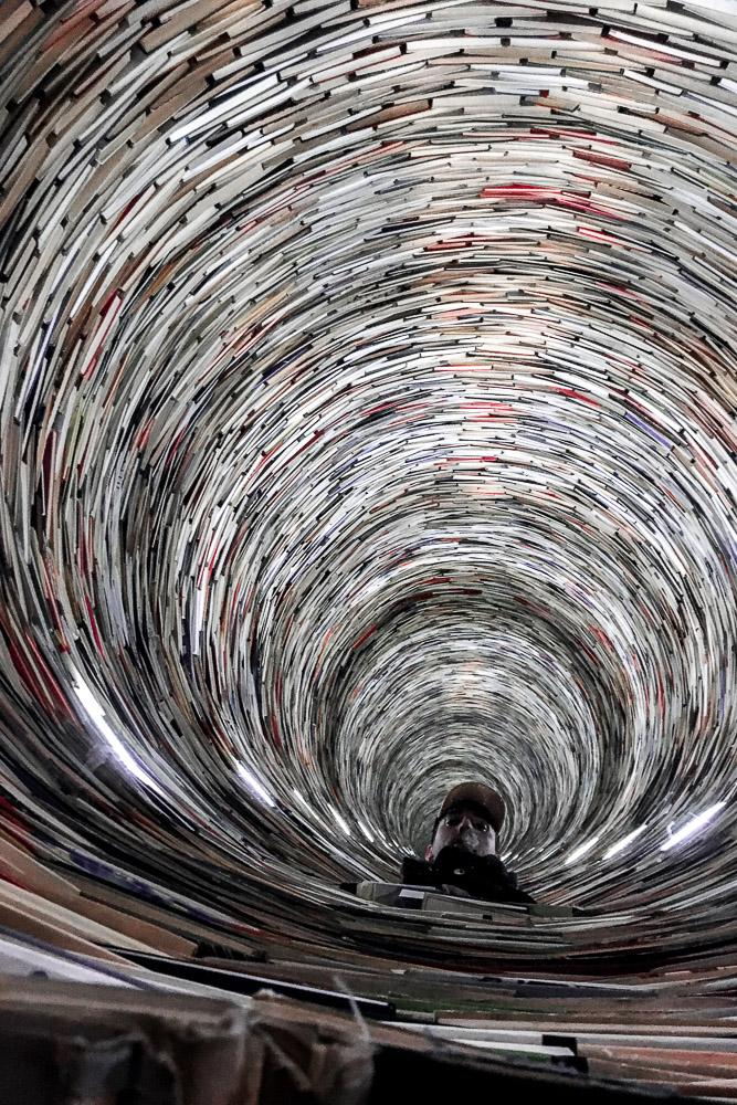 Visiter la bibliothèque de Prague